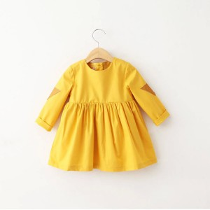 mustard pie clothing cotton newborn kids frocks baby girl party dresses online