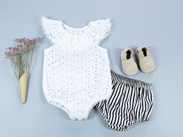 b9c85c617 find plain white cute onesies for baby girl summer rompers online sale