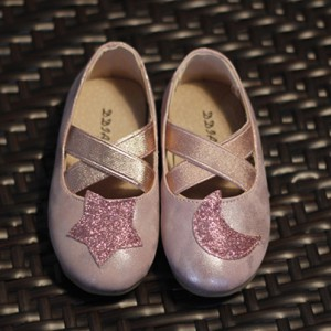 pu leather flats kids ballet shoes todder mary jane girl dress shoes slippers footwear wholesale