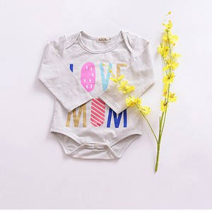 buy cotton cute cheap long sleeve newborn baby infant rompers onesies outfits clothes online