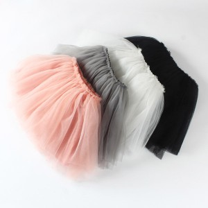 online mesh ballet style cute cheap girls kids infant newborn baby tutu skirts