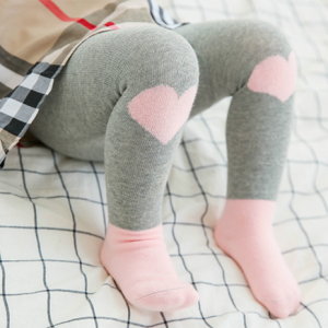 wholesale little girl cotton warm winter cute newborn infant toddler baby tights socks