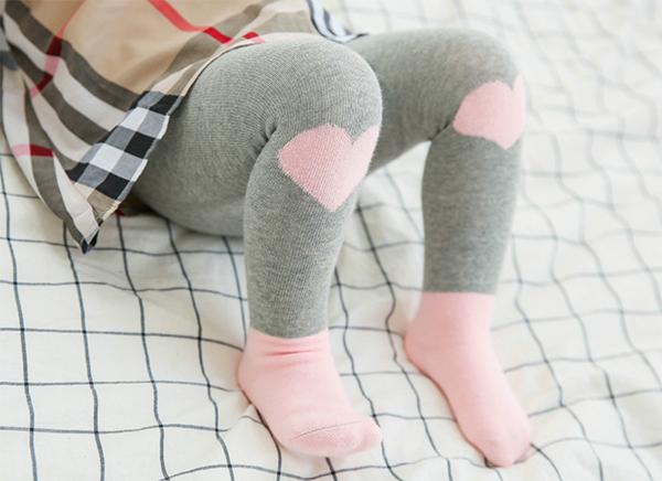 9baacb61596 wholesale little girl cotton warm winter cute newborn infant toddler baby  tights socks