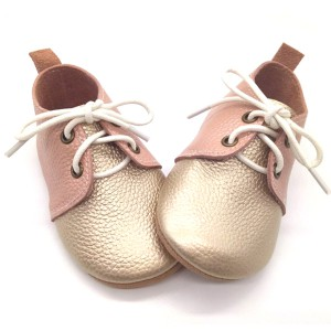 wholoesale genuine leather best toddler sneakers oxfords slippers shoes for baby girls boys