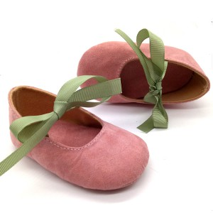 vintage style cheap shoes for infant girl baby ballet booties for babies