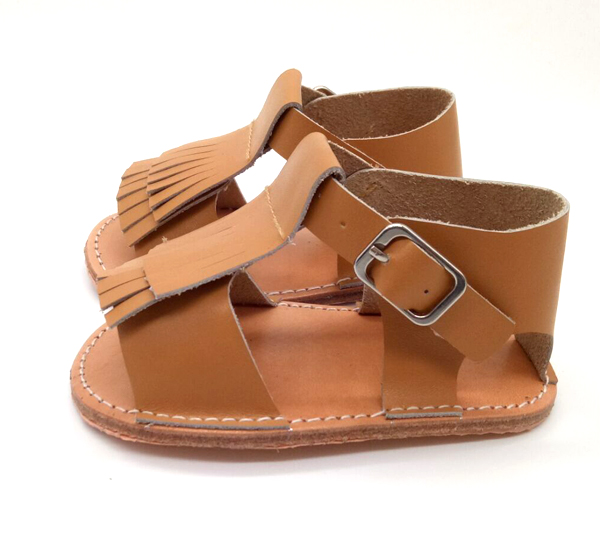 c11d8845e summer brown girl baby sandals tassel moccs newborn cute rubber sole baby  sandals size 4 wholesale
