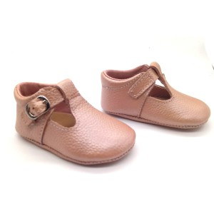 online sale pink baby shoes mary jane style genuine leather best toddler shoes for girls